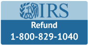 IRS Refund - State Refund