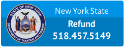 New York State - State Refund